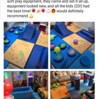 Soft Play Activity Mats - Under The Sea Theme