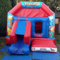 Pokemon Bounce N Slide