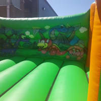 Dino Slide And Bounce