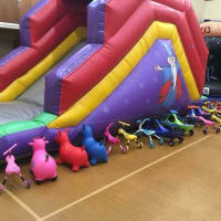 Inflatable Slide Hire Surrey