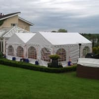 Marquee 33ft X 13ft With Flooring