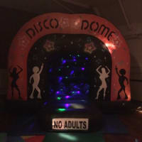 Disco Dome Hire Surrey