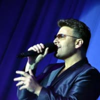Wayne Dilks As George Michael