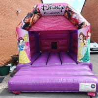 Disney Princess Disco Castle