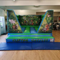 Jungle Soft Play 17 Piece