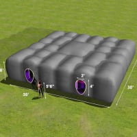 Laser Tag Inflatable Arena