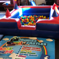 Castle And Ball Pit