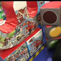 Transport Soft Play