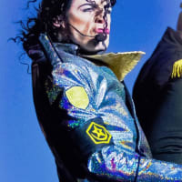 Danny Oliver As Michael Jackson