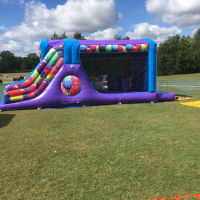 Inflatable Play Zone For Events