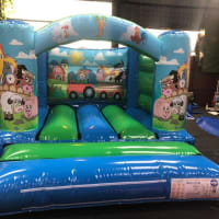 Farm Soft Play And Bouncy Castle Package