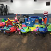 Mega Soft Play Set