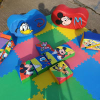 12pc Disney Soft Play