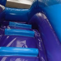 Party Theme Toddler Slide