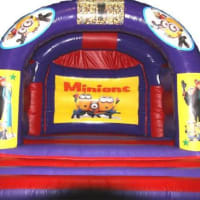 15ftx15ft Minions Castle