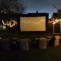 Outdoor Cinema - Basic