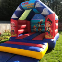 12x14ft Pirate Bouncy Castle