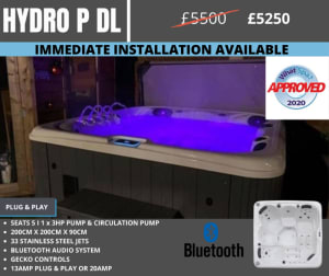 Hydro Spa P Dl
