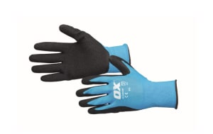 Ox Size 10 (xl) Latex Flex Gloves