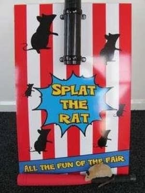 Splat The Rat Games Pack (str01)