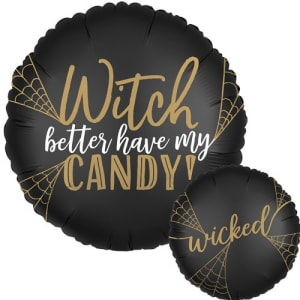 Wicked Balloon 18 Inch