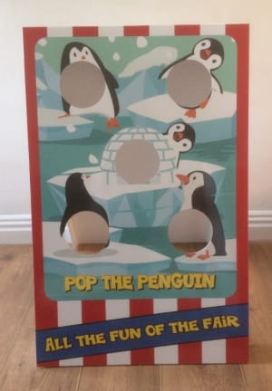 Pop The Penguin Game Pack (ptp01)