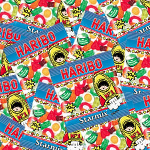 Haribo Star Mix Mini Bags