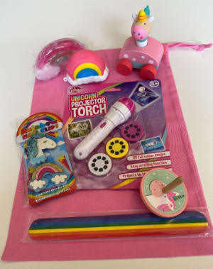 Magical Rainbow Sensory Sack
