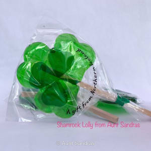 Shamrock Lolly
