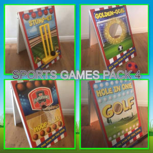 Sports Games Pack 4 (sg4)