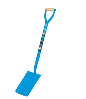 Ox Solid Forged Trade Trenching Shovel