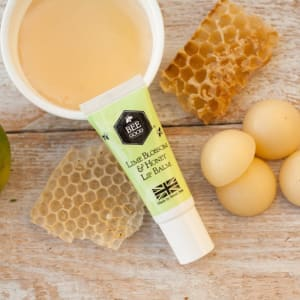 Lime Blossom & Honey Lip Balm
