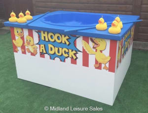 Hook A Duck Game Tall (hdt02)