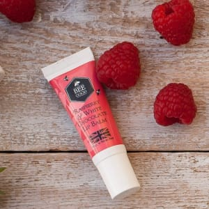 Raspberry & White Chocolate Lip Balm