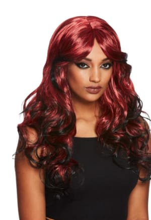 Gothic Temptress Wig