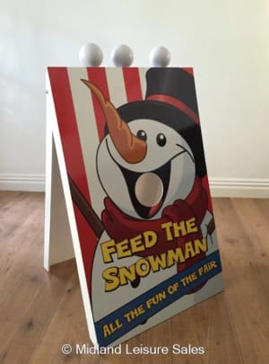 Feed The Snowman (ftsm02)