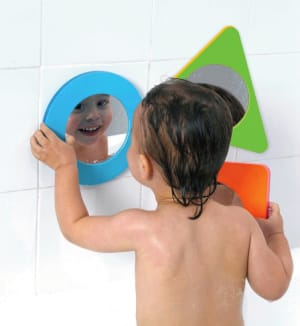 Magic Shape Mirrors