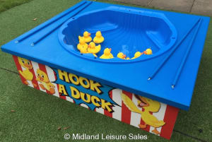Hook A Duck Game Std (hds01)