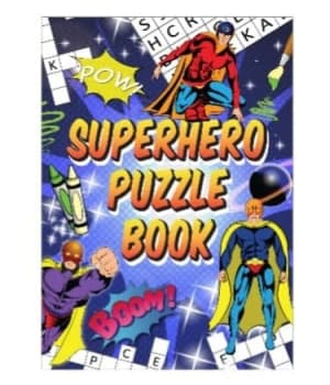 A6 Puzzle Book