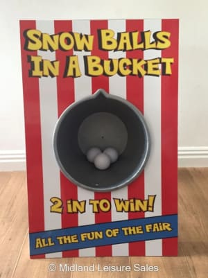 Snowballs In The Bucket Games Pack (sbitb01)