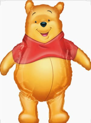22 Inch Winnie The Pooh Supershape