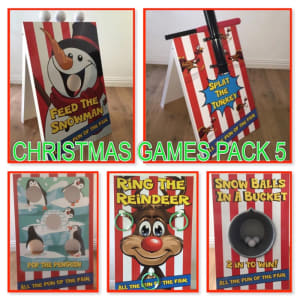 Christmas Games Pack 5 (ctg5)
