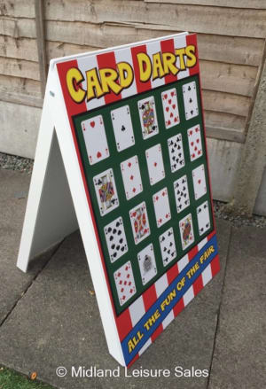 Card Darts (cd02)