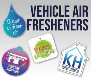 Vehicle Air Fresheners