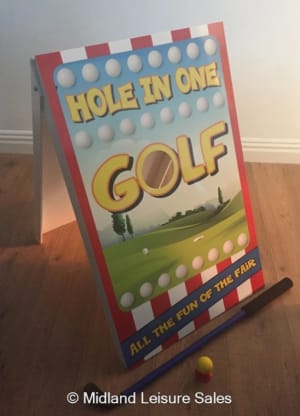 Hole In One Golf Game (hio02)