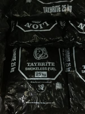 Taybrite Smokeless Fuel
