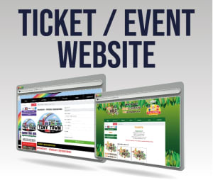 Website With Ticket/events System