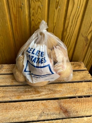 5kg Washed Morris Piper Potatoes