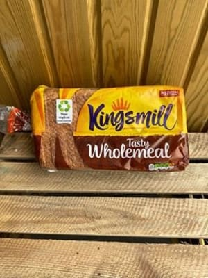 Kingsmill Wholemeal Medium Loaf