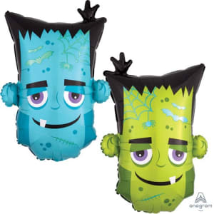 Monster Head 25inch Supershape Balloon
